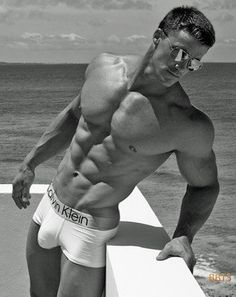 I have no idea who he is. Are you the fedex man?  Cuz it looks like you about to deliver my package!