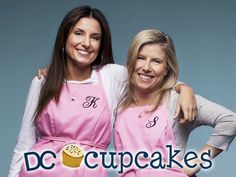 I absolutely love this show :) someday I'd like go to George Town in Washington and actually get cupcakes from their cupcake shop! And maybe meet Sophie and Katherine (: