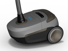 Vacuum Cleaner Concept 02 on Behance