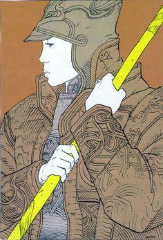 Moebius Giraud | Artbook | Surreal comic artist | French illustrator #Surrealismo #Design #Creative #Dreams #Comic @deFharo