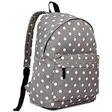 8c081cc66cf Image result for polka dot backpack Polka Dot Backpack