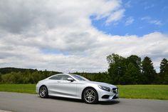 Mercedes-Benz S 500 Coupé - Tracktest: http://www.neuwagen.de/fahrberichte/11557-mercedes-benz-s-500-coupe.html