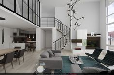 Cathedral, Sweet Home, New Homes, Stairs, Loft, Architecture, House, Home Decor, Home Ideas