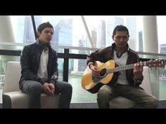 Bryan Adams - Heaven (David Archuleta Acoustic Cover)