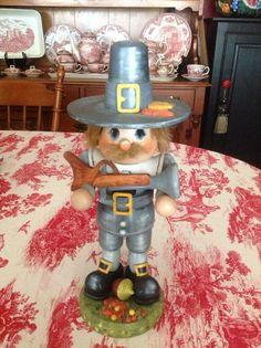 Pilgrim Nutcracker