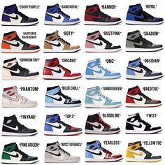 Jordan Shoes Girls, Girls Shoes, Jordans Girls, Retro Jordans, Outfits With Jordans, Nike Jordans Women, List Of Jordan Shoes, Women Nike, Ladies Shoes
