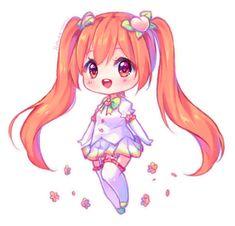 Commission - Peach Bloom by Hyanna-Natsu on DeviantArt