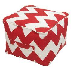 Threshold™ Outdoor Fabric Pouf $31.99 (reg: $39.99)