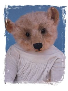 Delicia by Forget Me Not Bears at Abracadabra Teddy Bears