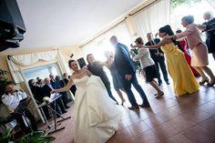 Sposarsi in Sardegna, si aprono le danze - cerimonia all'Hotel Gabbiano Azzurro