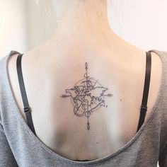 Image result for tattoo geometric travel back