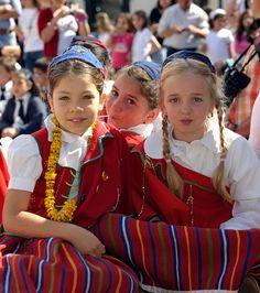 Meninas da Madeira