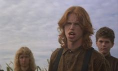 malachi....children of the corn......proof that gingers are evil, haha