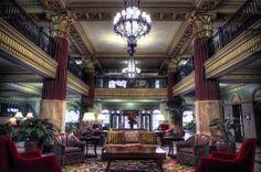 Hilton President Lobby
