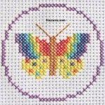 Rainbow_Butterfly_Cross_Stitch_Kit.nazarcacom