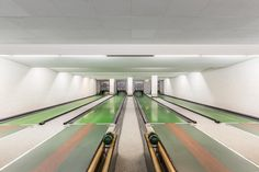 """<p>Over the last few years German photographer Robert Götzfried has focused on photographing the kitch design of vintage bowling alleys across Southern Germany, most of which exist from the '60s, '70s, and '80s. A beautiful graphic series on the """"Kegelbahnen"""" (German for bowling), offering a brand new perception of these places. You should check a…</p>"""