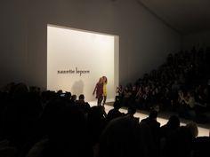 Nanette Lepore Fashion Show! #NYFW