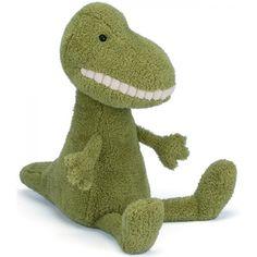 #Knuffel #Dinosaurus - #Jellycat #cuddly #toy #dinosaur #toys #littlethingz2
