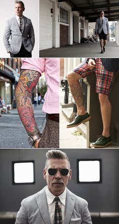This guy is awesome! Really makes me want to get a tattoo now . . .