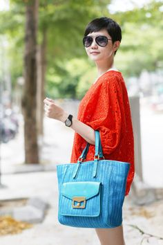 Punches of Color - Marc by Marc Jacobs Bianca Nahla bag