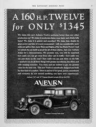1932 Auburn
