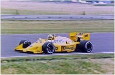 Ayrton Senna Lotus Honda 99T F1 1987 British GP Silverstone