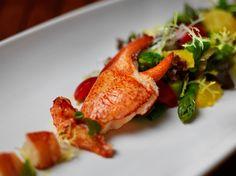 Jumeirah Port Soller Hotel & Spa - Mallorca Restaurants - Seafood salad