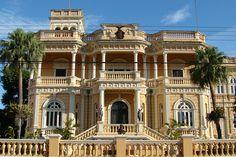 Palacio Rio Negro.