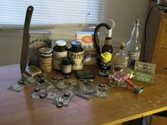 Alot of fallout props by emptysamurai.deviantart.com on @deviantART