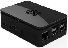 Premium Raspberry Pi Case - Updated For Raspberry Pi 2 & B+ Black/White Raspberry Pi Projects, Smart Home, Linux, Black And White, Ebay, Case, Electronics, Circuits, Alibaba Group