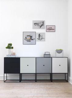 Lassen Frame Storage Boxes//
