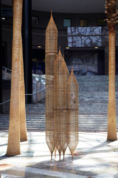 Compound by Sopheap Pich at Brookfield Place Winter Garden