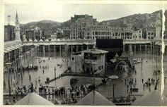 DesertRose...Photo of Makkah 1954
