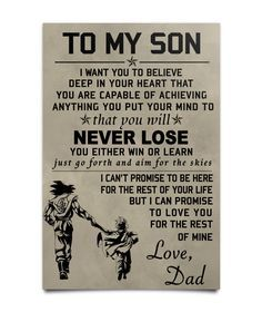 Trendy baby boy quotes and sayings sons beautiful ideas Father Son Quotes, Dad Quotes, Wisdom Quotes, Great Quotes, Quotes To Live By, Life Quotes, Quotes To My Son, Positive Quotes, Motivational Quotes