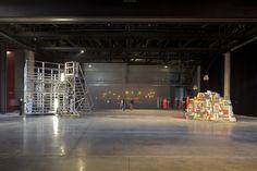 Teatro Polivalente,© Philippe Ruault