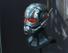 Ant-Man Movie: First Look At Ant-Man Helmet