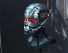 Ant-Man Movie: First Look At Ant-Man Helmet