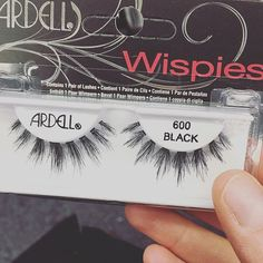 """Dupe alert-- these @ardell_lashes are an exact dupe for @socialeyeslash """"Vixen""""…"""