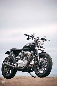 JK13 Yamaha XS650 SE / Jerikan motorcycles