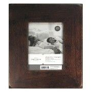 Threshold™ Frame Distressed Walnut - 5x7