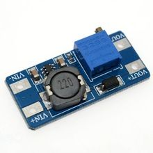MT3608 2A Max DC-DC Step Up Power Module Booster Power Module For Arduino 3-5V to 5V/9V/12V/24V   Notice: The new tracking number for CHINA Post Ordinary Small Packet Plus can be traced only befor it arrive the airport of your country,please choose China Post Air Mail if you want a full tracking info.The same product will arrive in 15 to 60 days  Tracking info of China Post Ordinary Small Packet Plus can be check here: www.17track.net/en Provide tracking numbers ...    US $0.44…