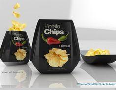 Snack Package Design / Winner of Worldstar Award 2012