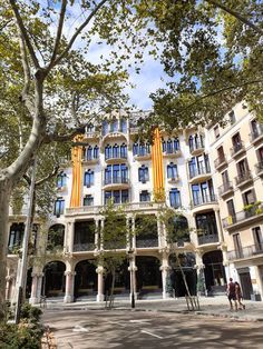 Hotel Casa Fuster, 5 stars Grand Luxe monument, member of the select group Leading Hotels of the World Barcelona Street, Barcelona Architecture, Leading Hotels, Mansions, World, House Styles, Luxury, Building, Wanderlust