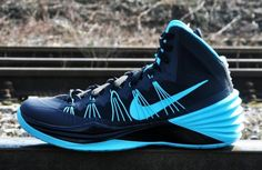 Nike Hyperdunk 2013 – Black – Gamma Blue
