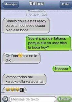 Cuidado con los mensajes de texto! www.cupidoparamayores.com
