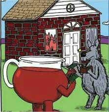 The Far Side- kool aid
