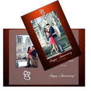 Anniversary Greeting Card For Husband/Wife