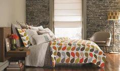 Sneak Preview: Orla Kiely Bedding for Bed, Bath