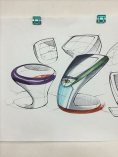 Product sketch
