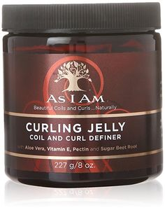 As I Am Curling Jelly Coil and Curl Definer, 227g/8 oz.